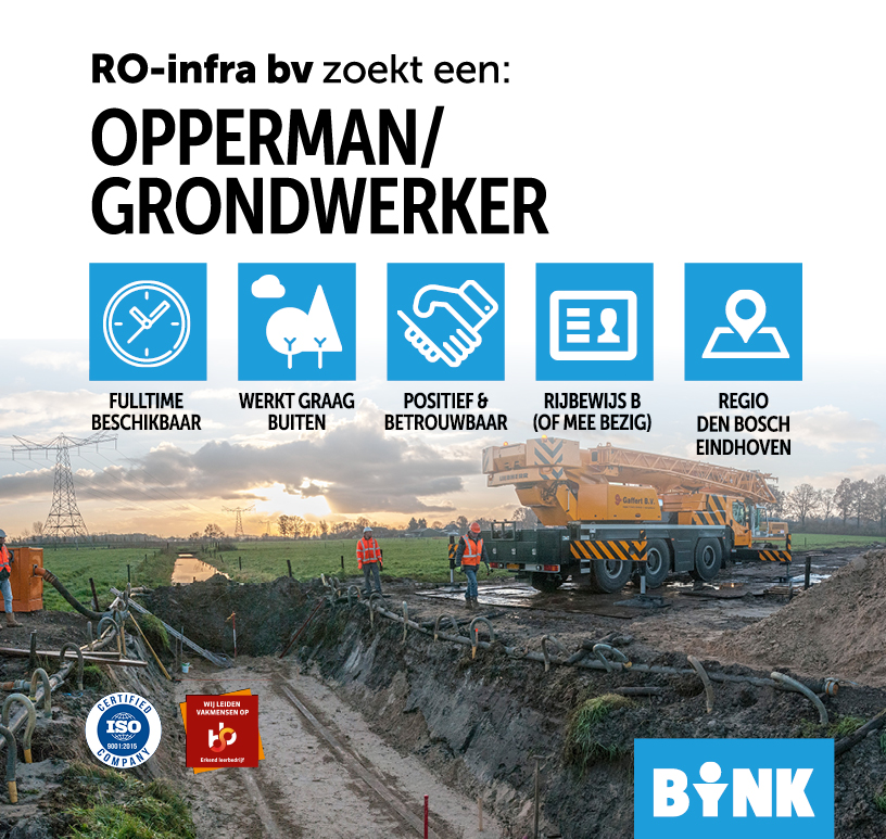 vacature opperman